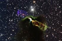 Desde ALMA captan increíble nacimiento de una estrella
