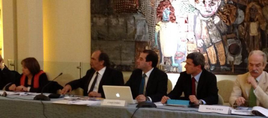 Gobernador de Elqui expone en Buenos Aires avances del proyecto Túnel Agua Negra