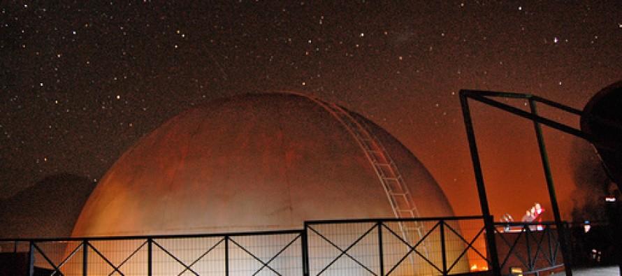 "Observatorio Mamalluca se une a la Red de ""Tour Astronómico"" a nivel regional"