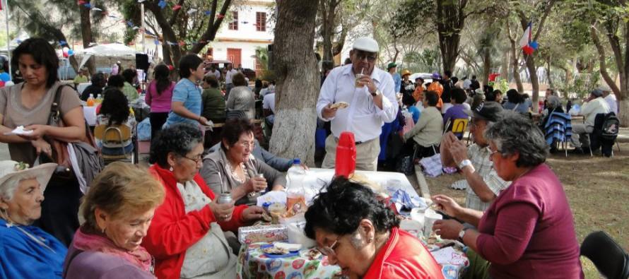 """Reviven tradicional """"Mateada Mistraliana"""" en El Tambo para recordar última visita de la poetisa"""
