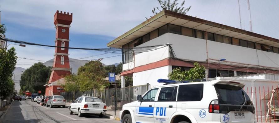 Hoy se formalizan a 10 policías de la PDI por delitos que habrían ocurrido en el 2010