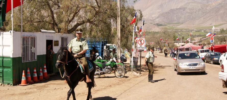 Un total de 55 nuevos policías reforzarán la seguridad en la Pampilla de San Isidro