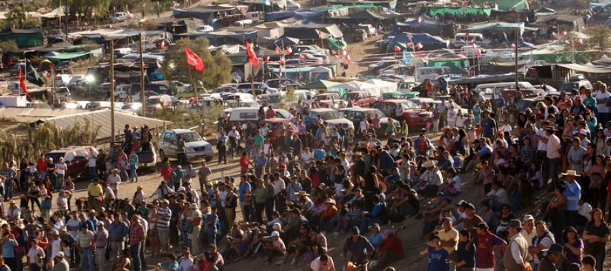"""En Centro Turístico Capel se lanza Pampilla de San Isidro 2013 """"La Fiesta Criolla de Chile"""""""