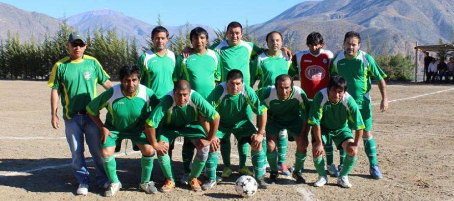 Unión Esperanza y El Pozo dieron el primer golpe en las semifinales del ANFUR elquino