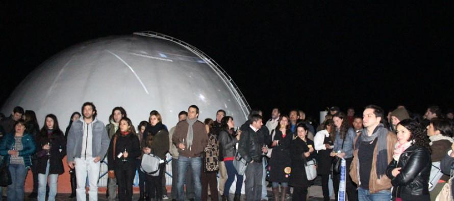 Científicos de todo el mundo se dan cita en la región y visitan el observatorio Cerro Mamalluca