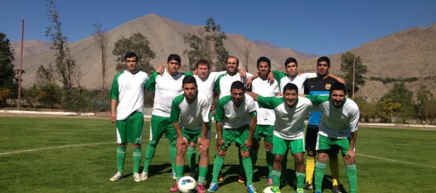 Con triunfo sobre Las Compañías Vicuña clasifica a cuartos de final del Campeonato Regional ANFA