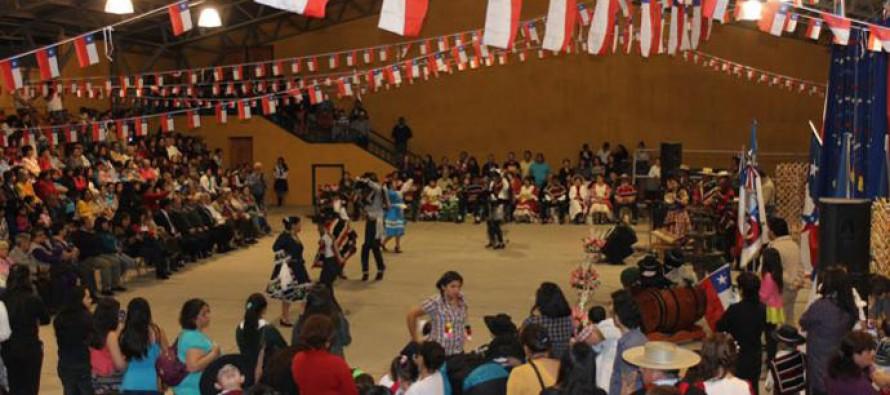 Con chilenidad y descanso se vivieron las Fiestas Patrias en comuna de Paihuano
