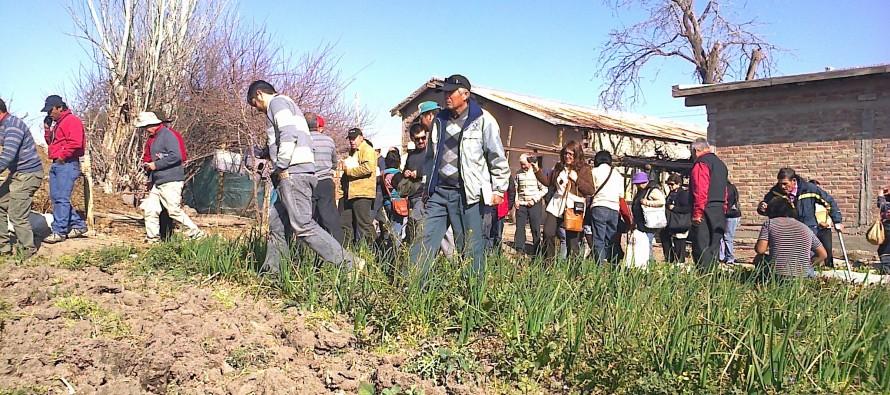 Agricultores vicuñenses realizaron gira técnica en las provincias de Mendoza y San Juan