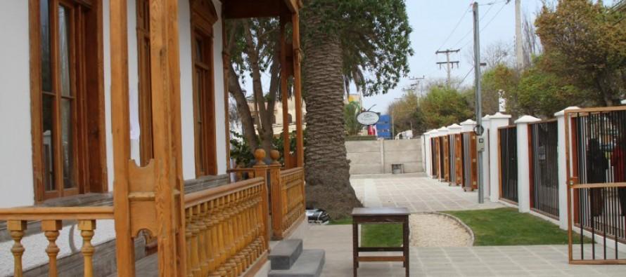 Casa de Las Palmeras en La Serena marca otro hito en la Ruta Mistraliana que incluye Vicuña y Paihuano