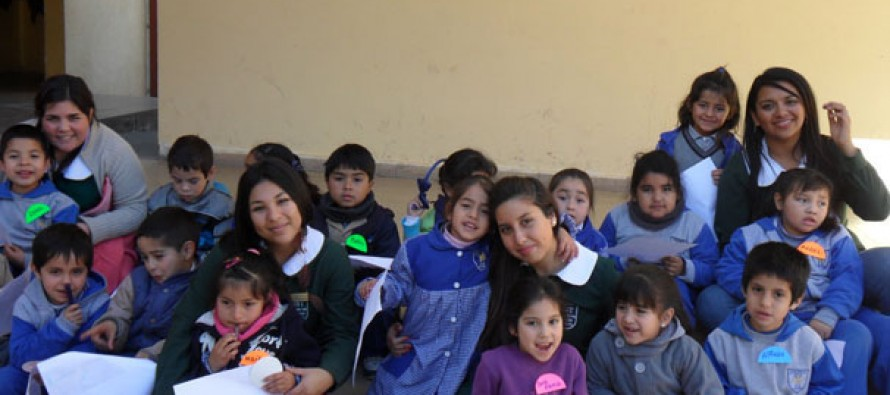 Incentivan a postular a recursos para realizar mejorar a jardines infantiles VTF en el Valle del Elqui