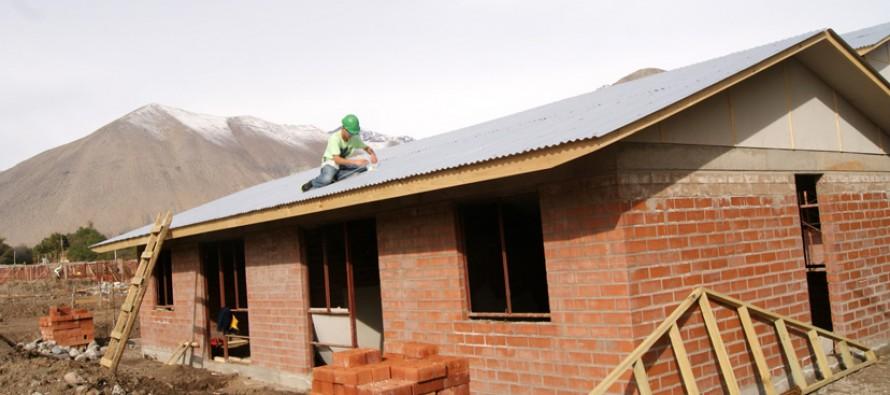 Analizan invertir en viviendas de clase media emergente en la comuna de Vicuña