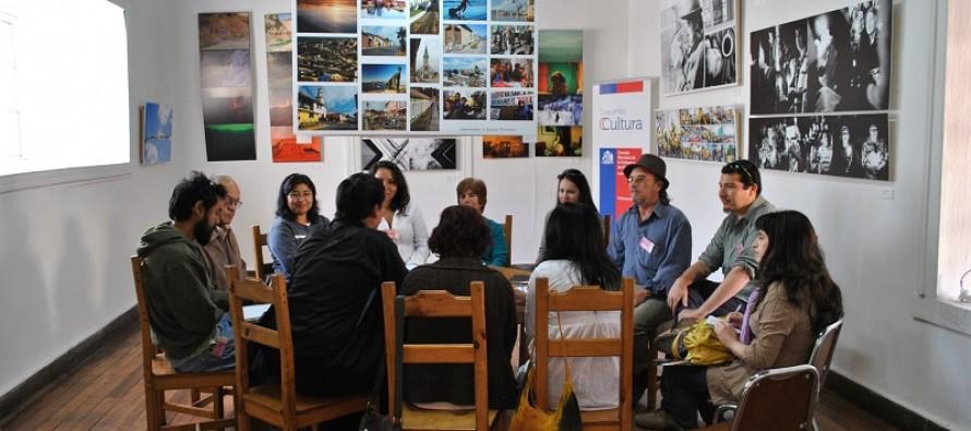 Diversos actores sociales se hicieron parte de la Primera Convención de la Cultura en Vicuña