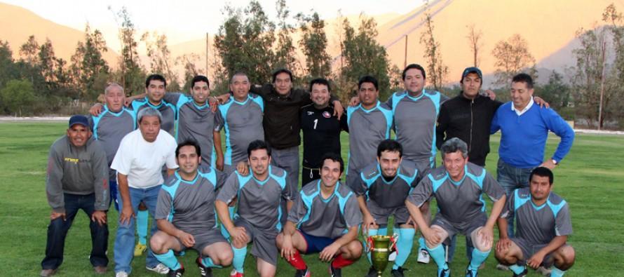 Club Deportivo Consistorial se queda con el primer clásico Día del Funcionario Municipal