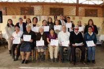 Adultos mayores del programa Vínculos recibirán taller sobre economía domestica en Vicuña