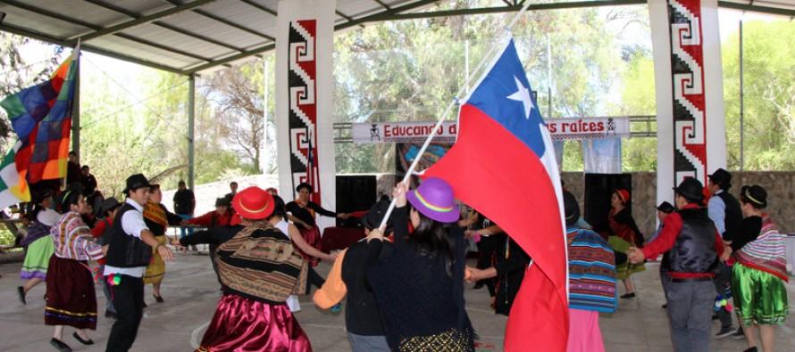 Escuela Juan Torres Martínez celebra 79 años educando desde sus raíces ancestrales