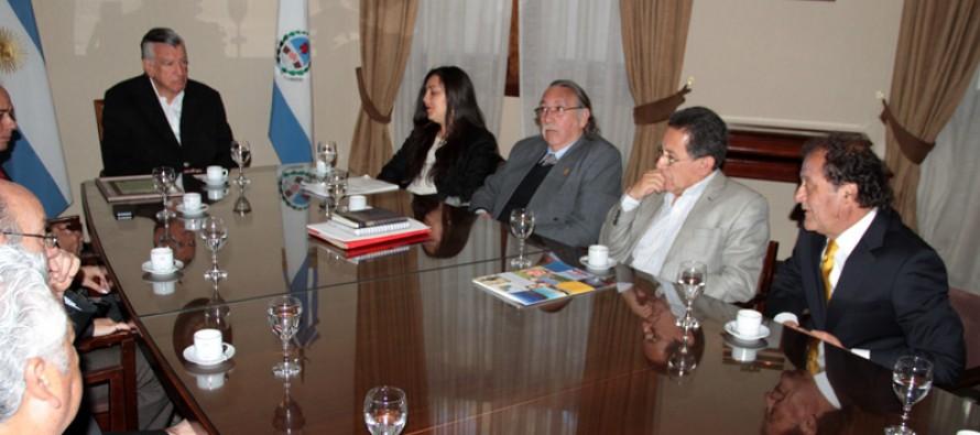 En San Juan se revisan últimos detalles de lo que sería un acuerdo final para las veranadas
