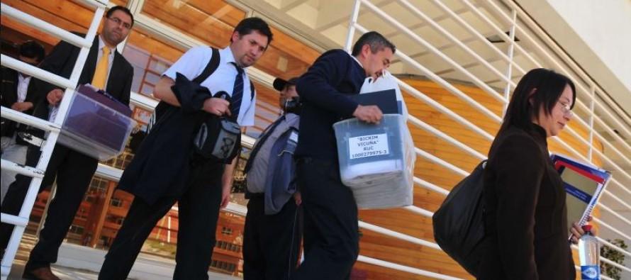 Mantienen en prisión preventiva a dos detectives de la PDI formalizados por diversos delitos