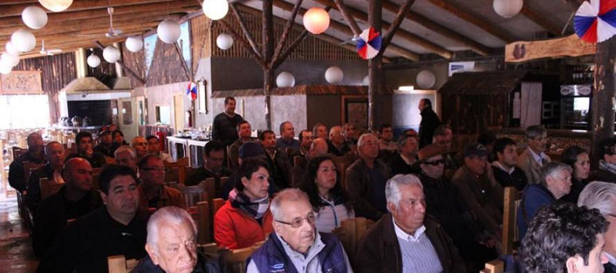 Con voto unánime regantes del Elqui aprueban dotación de agua para temporada 2013-2014