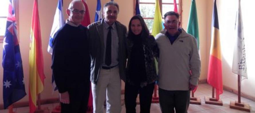 Desde la University of North Carolina at Chapel Hill evalúan proyecto de inglés en Paihuano