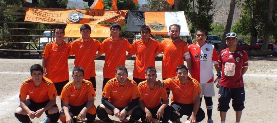 Club Deportivo Arauco se une a ANFUR Elqui y da el primer golpe al ganar en El Tambo