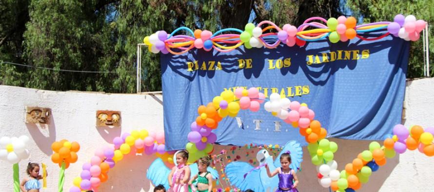 Incentivan a la comunidad a hacerse parte de la educación de la primera infancia en la comuna