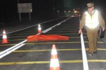 Accidente en ruta D-41 en Altovalsol deja una persona fallecida