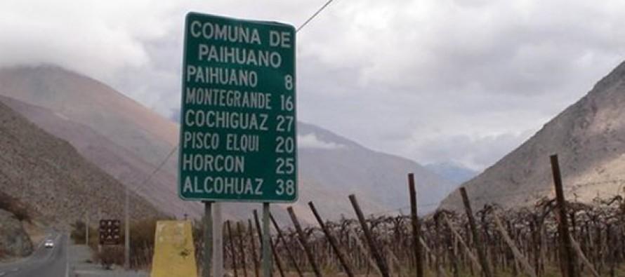 Propuesta que cambia el límite entre Vicuña y Paihuano concluye tramitación