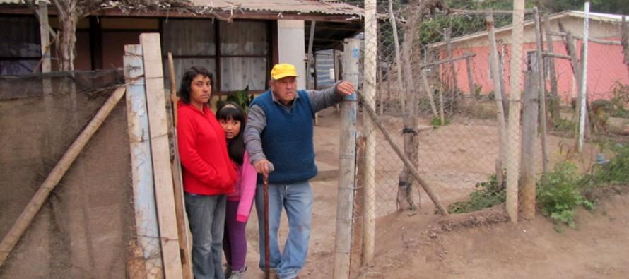 104 familias de Vicuña y Paihuano obtienen subsidios para mejorar y ampliar sus casas