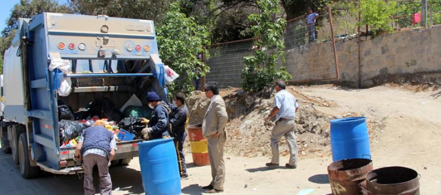 Municipalidad de Vicuña realizará turnos éticos de retiro de basura durante la semana