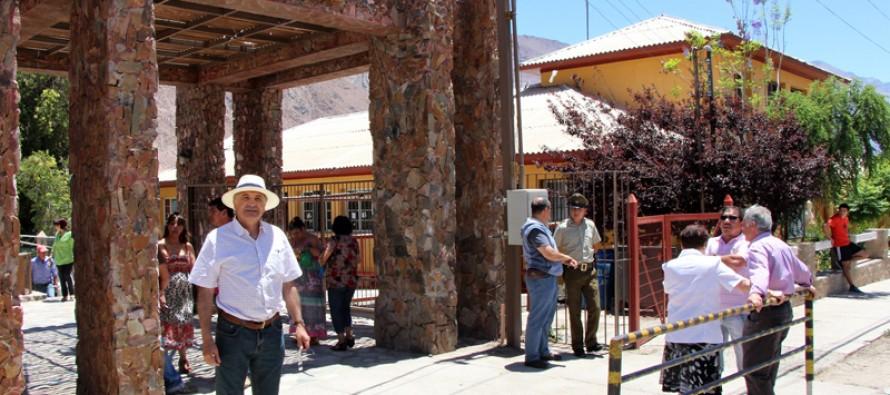 Alcalde de Paihuano evalúa positivamente proceso y denuncia hostigamiento de carabineros