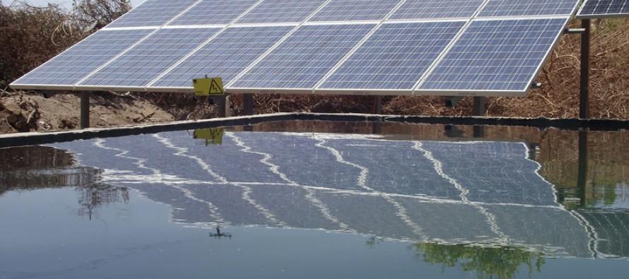 CNR bonificará proyectos de riego que incorporan energización e impulsión fotovoltaica en la zona
