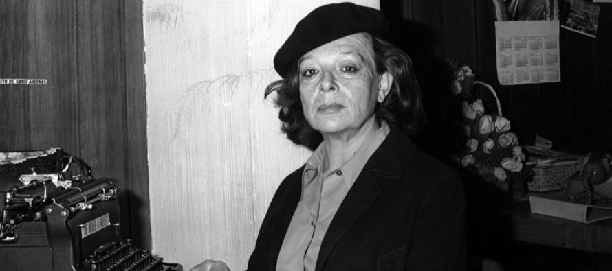 Este viernes se presenta libro de Stella Díaz Varín en el Museo Gabriela Mistral de Vicuña
