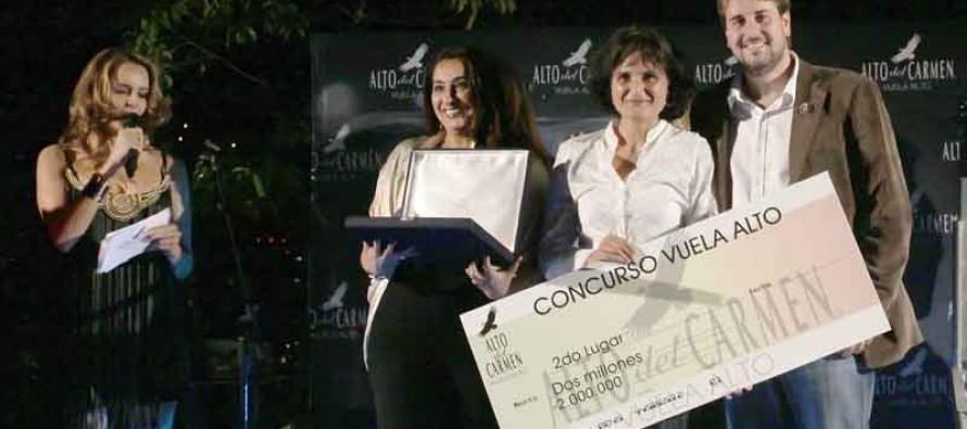 TrumHandcycles resultó ganador en concurso de emprendimiento de Pisco Alto del Carmen
