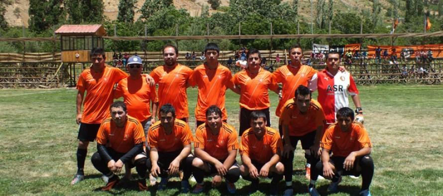 El debutante C.D Arauco de Nueva Talcuna se quedó con el Campeonato de Clausura de ANFUR