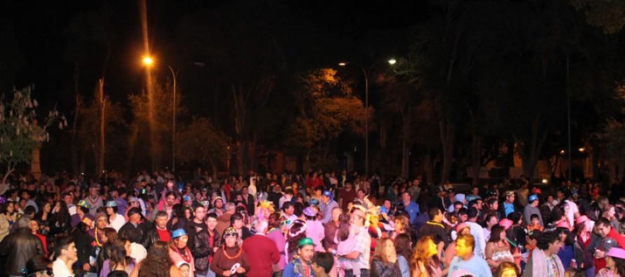 Invitan a disfrutar de los fuegos artificiales que se lanzarán en dos puntos de la comuna de Vicuña