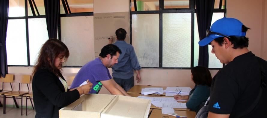 Localidades de Vicuña contarán con buses de acercamiento para elecciones de este domingo