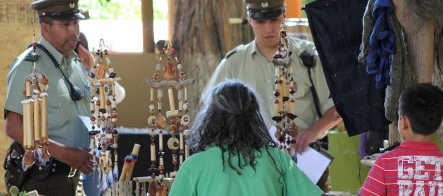 Nuevo contingente de carabineros reforzará la seguridad durante el verano en Vicuña y Paihuano