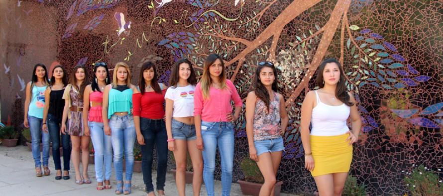 Un total de 12 candidatas lucharán  para convertirse en la reina del Carnaval Elquino 2014
