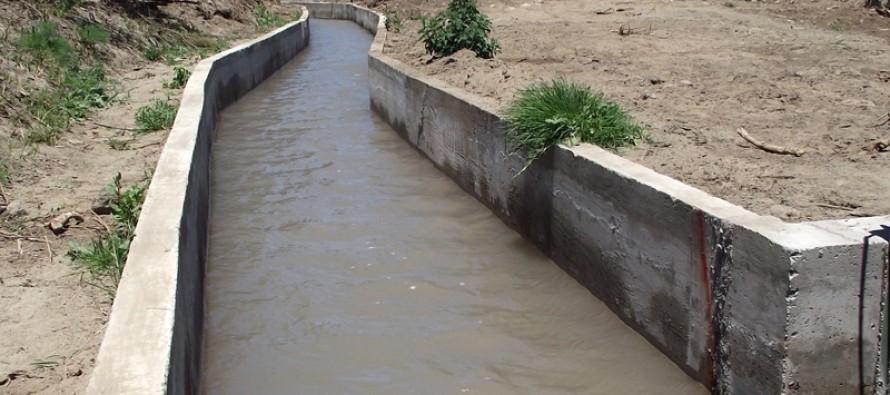 Invitan a regantes a  continuar postulando a Ley de Riego para mitigar efectos de sequía