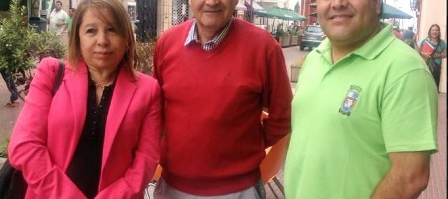 Alcalde de Paihuano aplaza su renuncia al PPD tras reunión con directiva regional