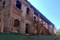 Avanza rápidamente la construcción del Centro Cultural de Paihuano