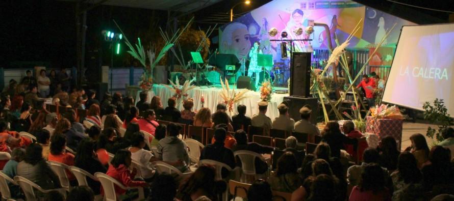 Con masiva asistencia de público se realizó el Tercer Festival de la Voz de la Dueña de Casa
