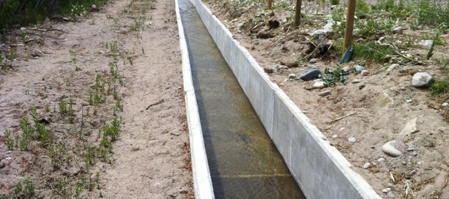 Dan a conocer calendario de concursos para que agricultores incorporen nuevas obras de riego
