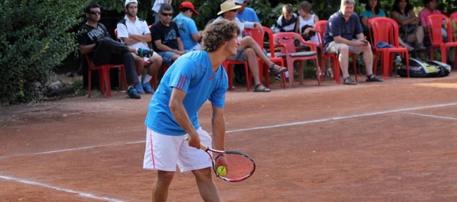 Este domingo se inicia la segunda versión del Abierto de Tenis Copa Canihuante 2014