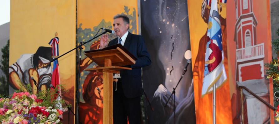 Alcalde de Paihuano Lorenzo Torres renunciará el lunes al PPD