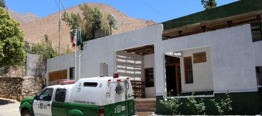 Dan de baja a funcionario policial de Pisco Elqui por manejo en estado de ebriedad