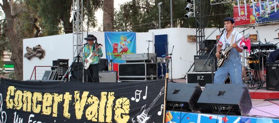 """""""Los Tetas"""" estarán presentes en la versión 2014 del """"Concert Valle"""""""