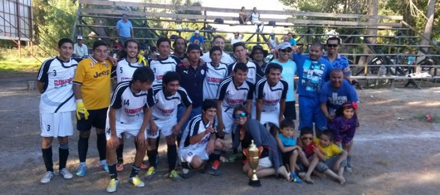 C.D Juventus y Unión Esperanza de El Tambo celebran cumpleaños con Copa Aniversario 2014