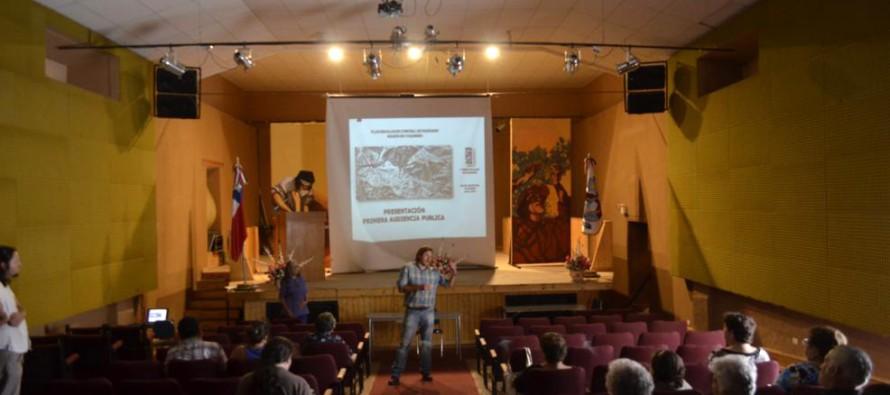 Analizan junto a la comunidad el plano regulador de la comuna de Paihuano