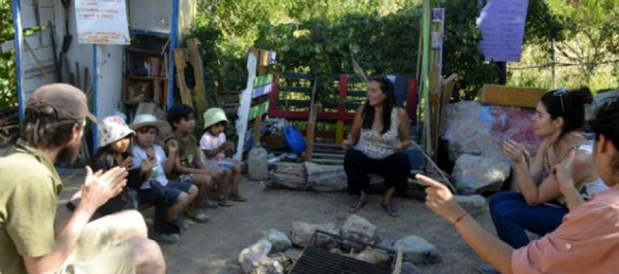 """Reconocen labor realizada por la agrupación """"Tierra y Valle"""" en la comuna de Paihuano"""